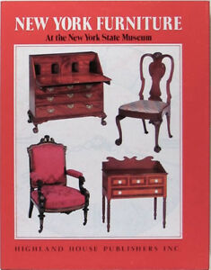 Antique New York Furniture New York State Museum Collection Catalog