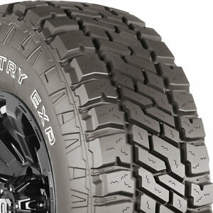 4 new Lt295 70r17 Dick Cepek Trail Country Exp 121 118q Tires 90000034238