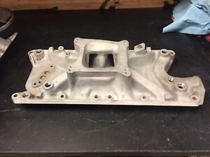 Holley Street Dominator Sb Ford 289 302 Aluminum Intake Manifold Part 300 6