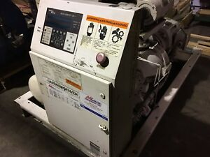 Gardner Denver 50hp Rotary Air Compressor Eah99a