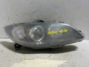 Passenger Right Sedan Xenon Oem Mazda 3 04 05 06 07 08 09 Headlight 8043