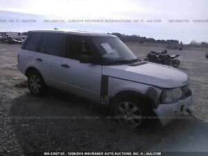 Driver Front Seat Leather Electric With Memory Fits 03 06 Range Rover 316750