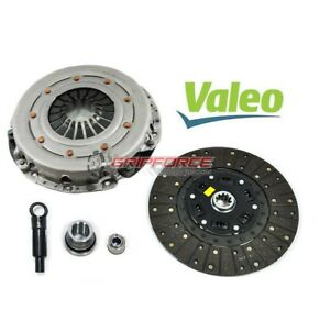 Valeo Cover W 10 5 Stage 2 Disc Clutch Kit 93 98 Ford Mustang Svt 5 0l 4 6l