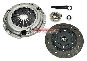 Gf Premium Clutch Kit Fits 2001 2003 Mazda Protege 2 0l 4cyl Mazdaspeed Turbo