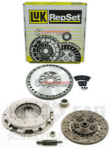 Luk Clutch Kit Fx Forged Light Flywheel 86 95ford Mustang Gt Cobra Svt 5 0l 4 6l