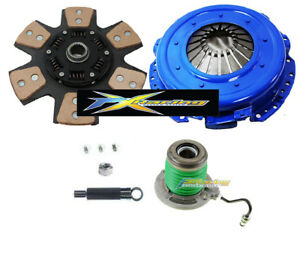 Fx Stage 3 Hd Clutch Kit For 2011 2019 Ford Mustang Gt Boss 5 0l 302
