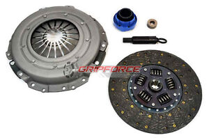 Gf Hd Clutch Kit 1993 1996 Ford Bronco F150 F250 Truck 4 9l 5 0l 5 8l 5 Speed