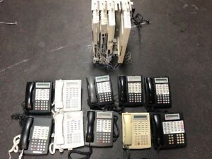 Avaya Partner Acs System Call Waiting And Music Chip With 10 Phones