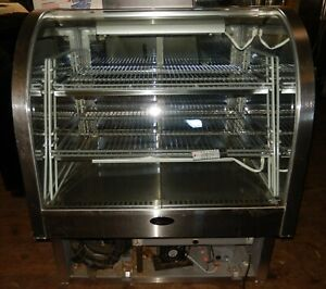 Refrigerated Display Case 4137 Sca Dual Zone By Randell Great Condition