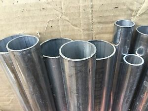 2 Od Stainless Tube X 0 083 Wall X 72 Long 316l New Made In Usa