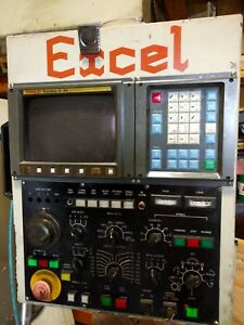 Excel Vertical Machining Center 810 Fanuc O Cnc 32 X 24 X 28 4 200