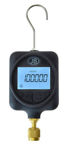Jb Industries Dv 22n Digital Micron Vacuum Gauge