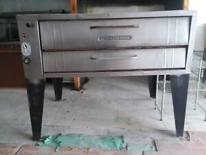 Bakers Pride 451 Pizza Oven Gas