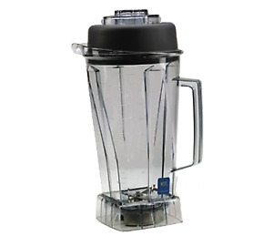 Vitamix 1194 64 Oz Plastic Blender Container W Wet Blade Assembly