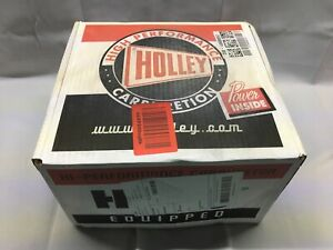 Holley 0 80457sa Aluminum 600 Cfm Four barrel Street Carburetor Gk