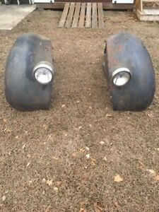 1938 Ford Truck Fenders