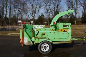 2008 Rayco Rc12 12 Chipper Less Than 1200 Hours