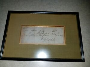 Squire Boone Delivery Receipt Dated 1783