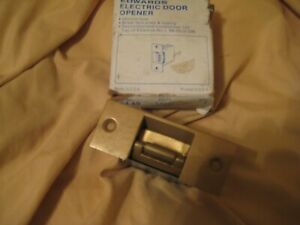 Edwards Electric Door Opener 154 ad Mortise Type