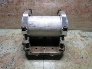 Tsugami Cnc Horizontal Mill Chick Vise Tool Table Workholding Tombstone Fixture
