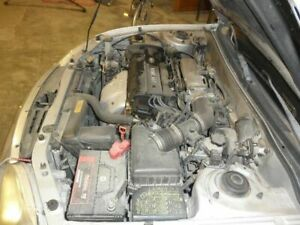 Engine 2 0l Vin F 8th Digit Fits 99 01 Tiburon 187127