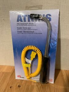 New Atkins Thermocouple Right Angle Probe Type K 50319 k 40 To 1 202 F