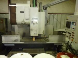 Mori Seiki Mv 45 Vertical Milling Machine Used