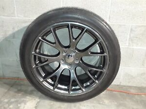 15 18 Dodge Charger Srt Oem 20x9 5 Wheel Nitto Invo Tire Aa6402