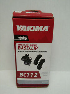 Yakima Baseclip 112 Set Of 2 Roof Rack Fit Kits And Clamp