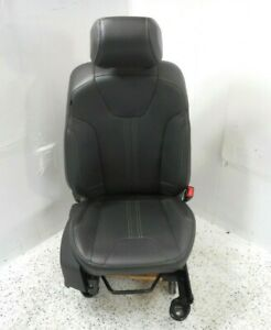 13 14 Ford Focus Front Passenger Right Manual Seat W o Recaro Oem Leather Black