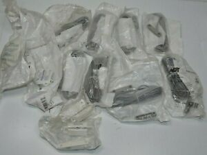 Large Lot Of Adt Ge Sentrol Security Alarm Magnetic Contacts 1087wg 1085tn 1038n