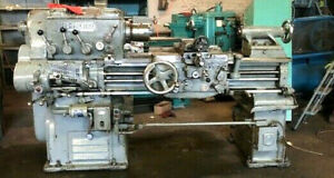 Reed prentice 16 X 30 Tool Room Lathe Tooling