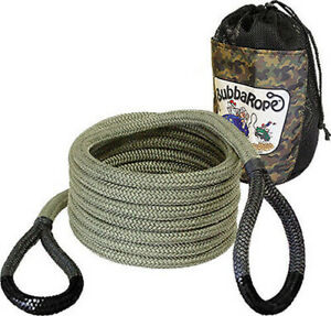 Bubba Rope Renegade Rope 3 4in X 20 Ft P N 176655bkg