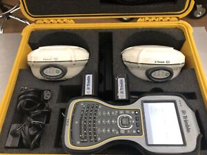 Trimble R8 Model 3 Base And Rover With Trimble Tsc3 W Access And Roads Module