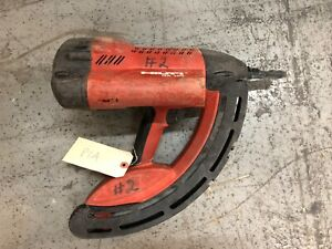 Hilti Gx 100 Fully Automatic Gas Actuated Fastening Nail Gun Tool