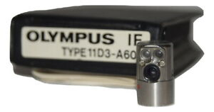 Olympus Industrial Fiberscope If 11d3 a60s If Optical Tip Adapter