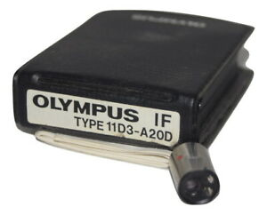 Olympus Industrial Fiberscope If 11d3 a20d If Optical Tip Adapter