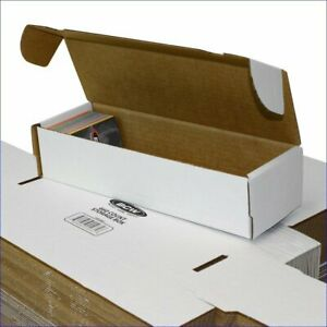 50 Heavy Duty White Cardboard Shipping Boxes 11 3 4 X 3 3 4 X 2 3 4