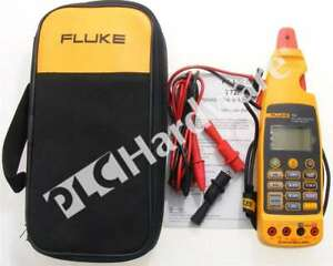 New Fluke 773 Milliamp Process Clamp Meter With Leads