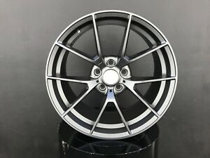 Bmw M3 Cs Style 20x8 5 10 5x120 37 35 Saint Gunmetal Wheels Set Of 4