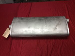 Nos 1965 1966 Ford Galaxie And Mercury Exhaust Muffler With 289ci Or 390ci