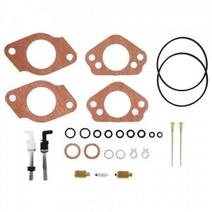 New Genuine Su Carburetor Rebuild Kit Mgb 1972 74 1 1 2 Hif W Needles
