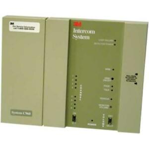 3m C1060 base Station Drive thru System With Loop Detector