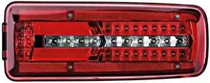 Hella Rear Light Lens Left Right Led Fits Man Tgl Tgm Tgx 05 9el208551 011