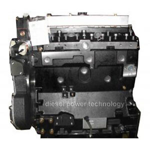 Perkins 1004tg Remanufactured Diesel Engine Long Block New Engine