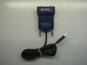 National Instruments Gpib usb hs Interface Adapter 187965j 01l