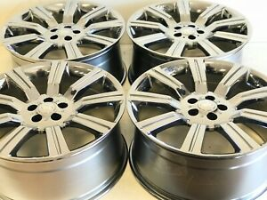 20 Replica Rims Land Rover Range Rover Stormer Autobiography Pvd Finish 5x120mm