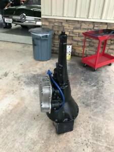 Mopar Sb 727 Foot Brake Drag Race Transmission