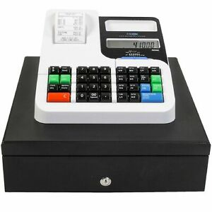 Royal 410dx Electronic Cash Register Box Damage wp1