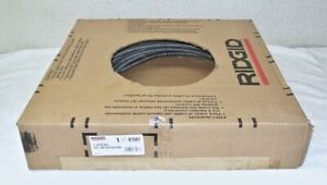 New Ridgid 87587 C 33 Integral Wound Cable 3 8 X 100 Solid Core Cable